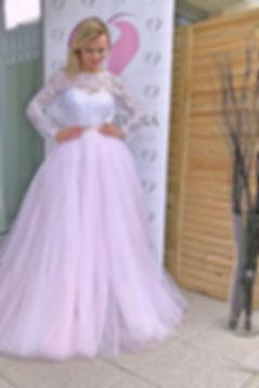 šití svatebních šatů Praha