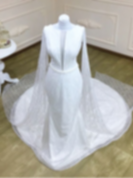 šití svatebních šatů na míru