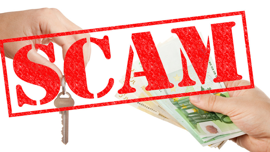 How to recognise a rental scam