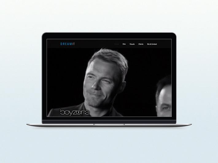 Dream It - Rebrand + Website