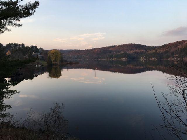 river fall