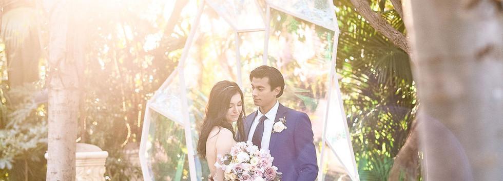 amazing wedding backdrop