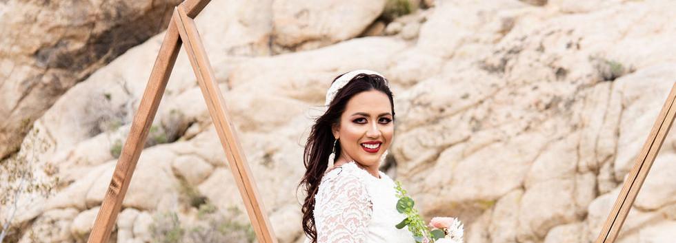 boho desert wedding ideas