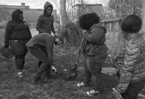Parks and People Soil Testing Project