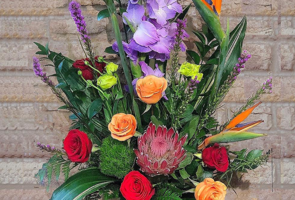 Spectacular Tropics Bouquet