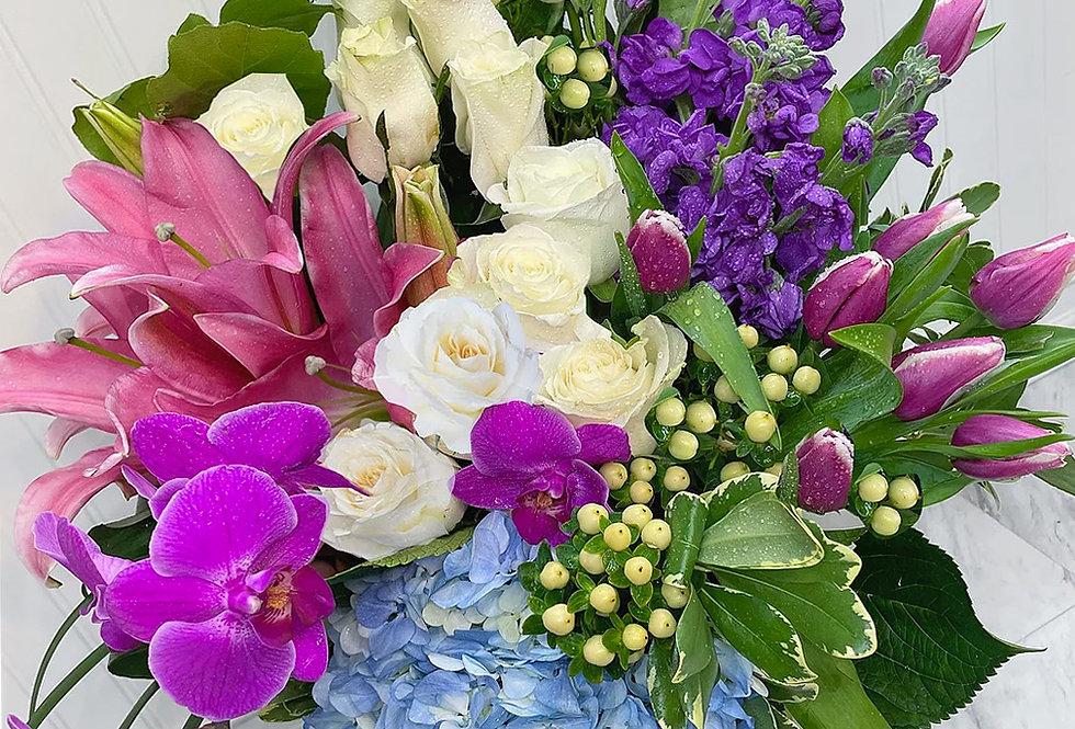 Regal Blooms
