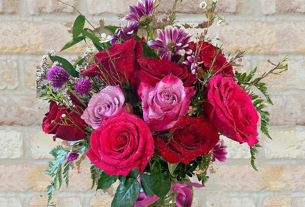 Cherry Love Bouquet