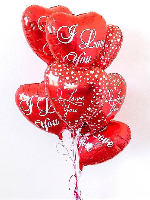 Mylar Balloons (Add-on)