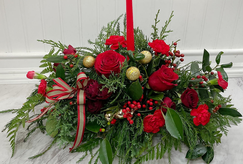 Simply Red Centerpiece