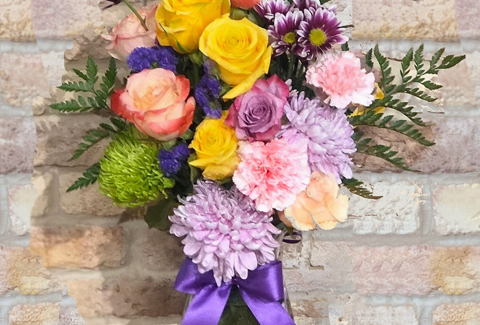 Camilla's Mixed Bouquet