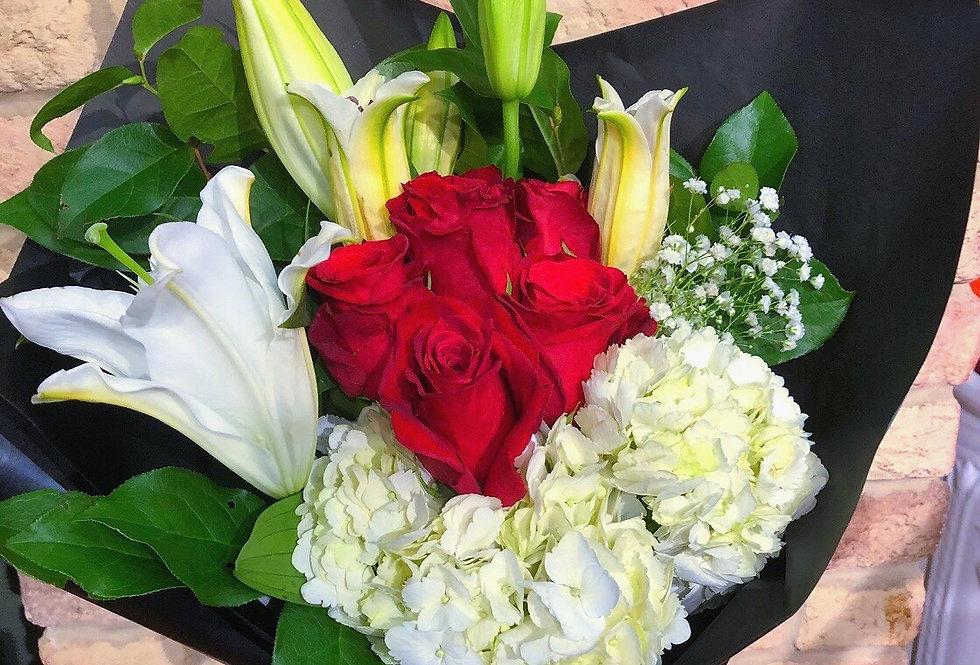 High Esteem Hand-tied Bouquet