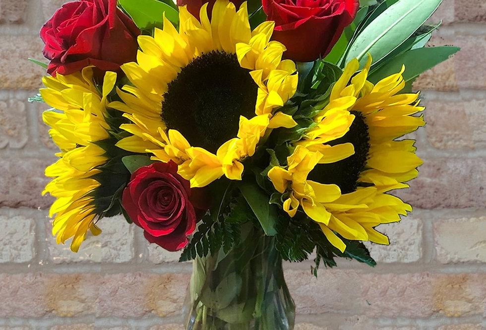 Gratitude in a Vase
