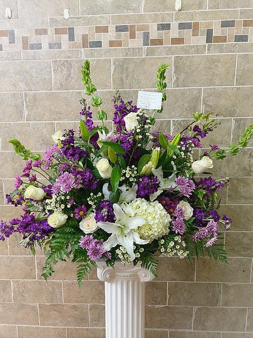 Funeral Basket Arrangement (Large)