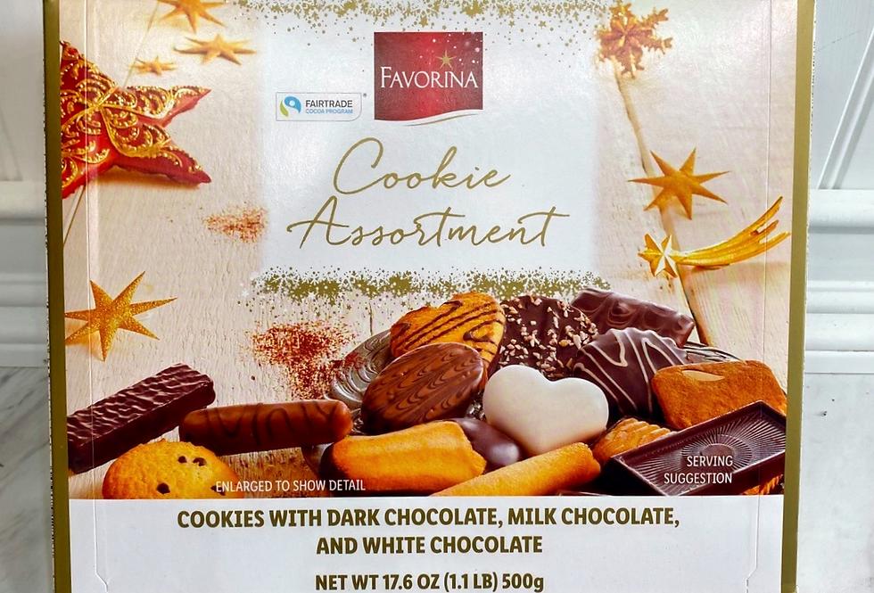 Cookie Assortment Box (Add-on)
