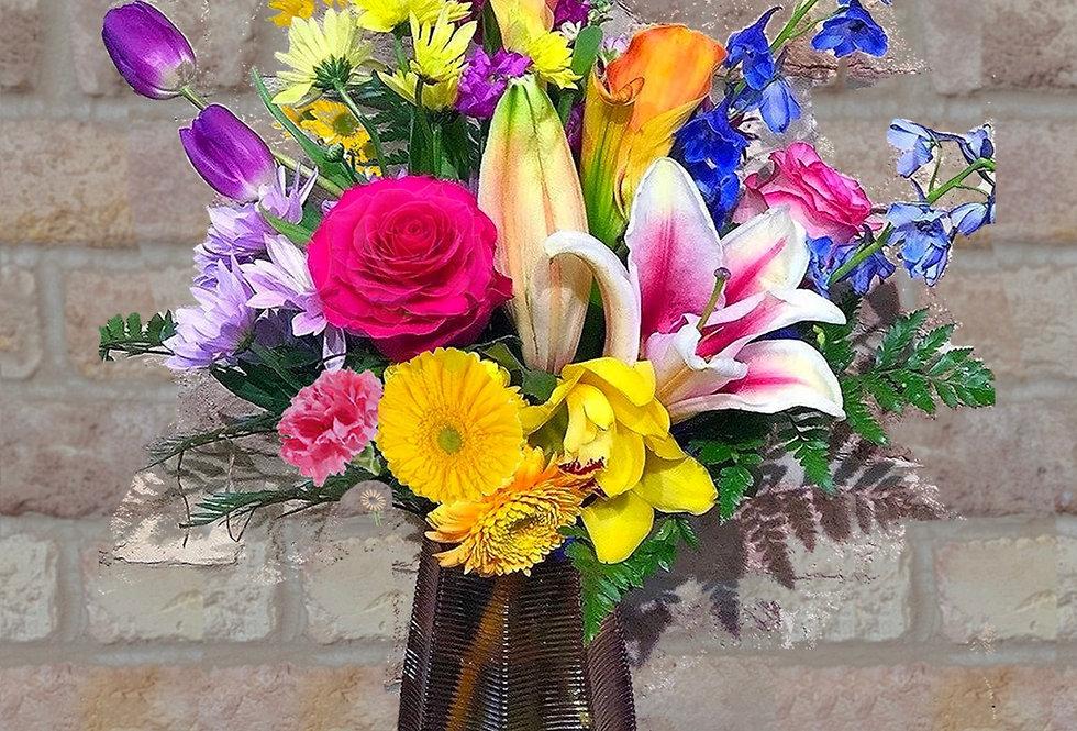 Harmony of Colors Bouquet