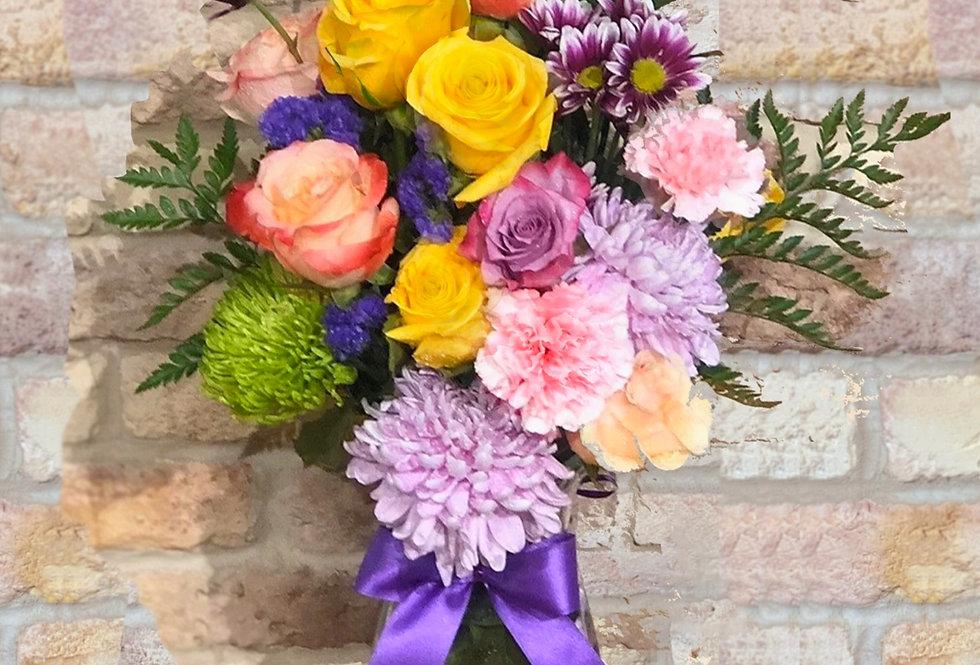 Camilla's Mixed Bouquet