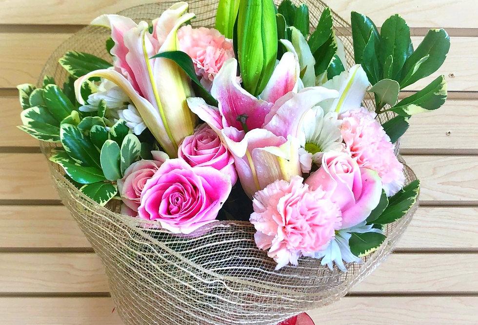 Sweet Breeze Hand-tied Bouquet