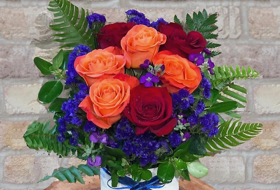 Bold Blossoms Bouquet