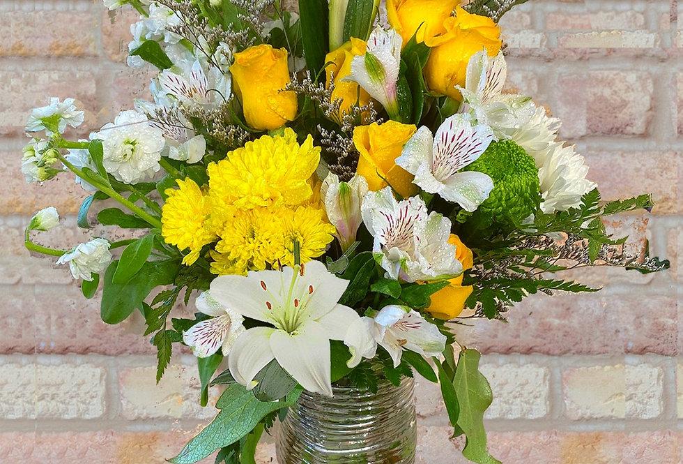 Warmest Memories Bouquet