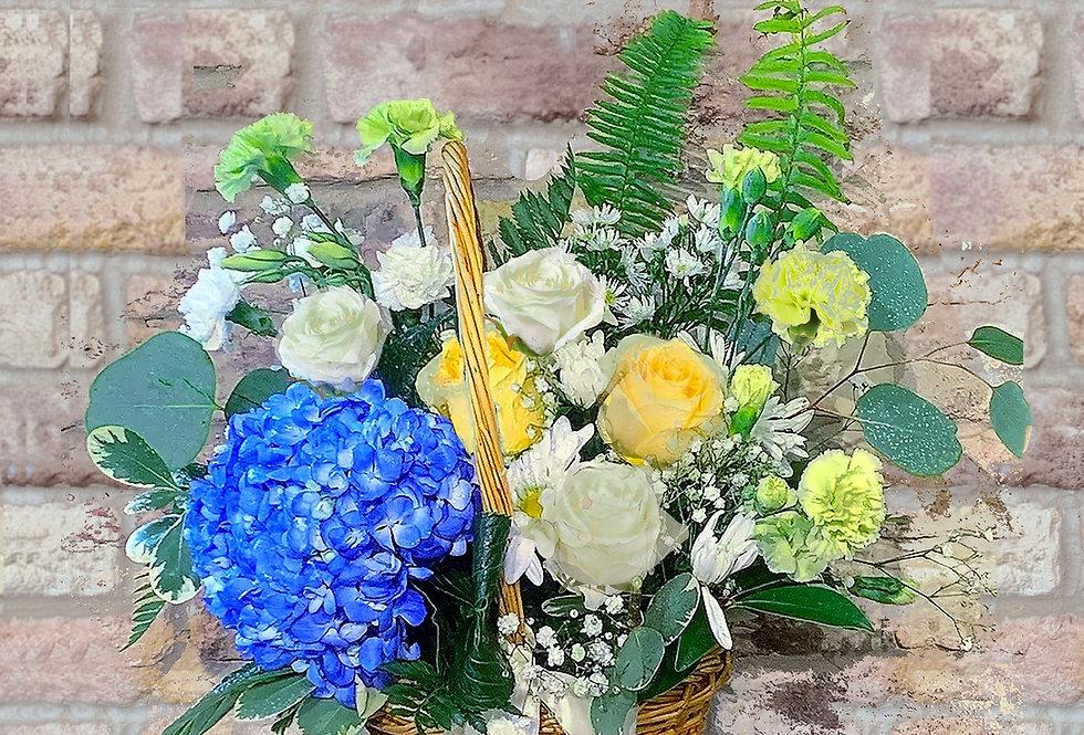 Sincere Wishes Basket