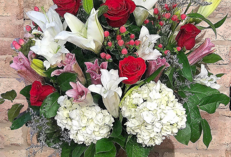 Grand Wishes Bouquet