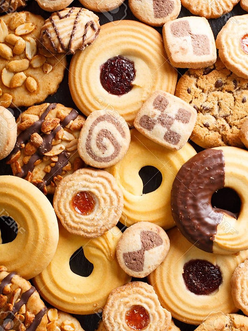 Assorted Cookie Box (Add-on)