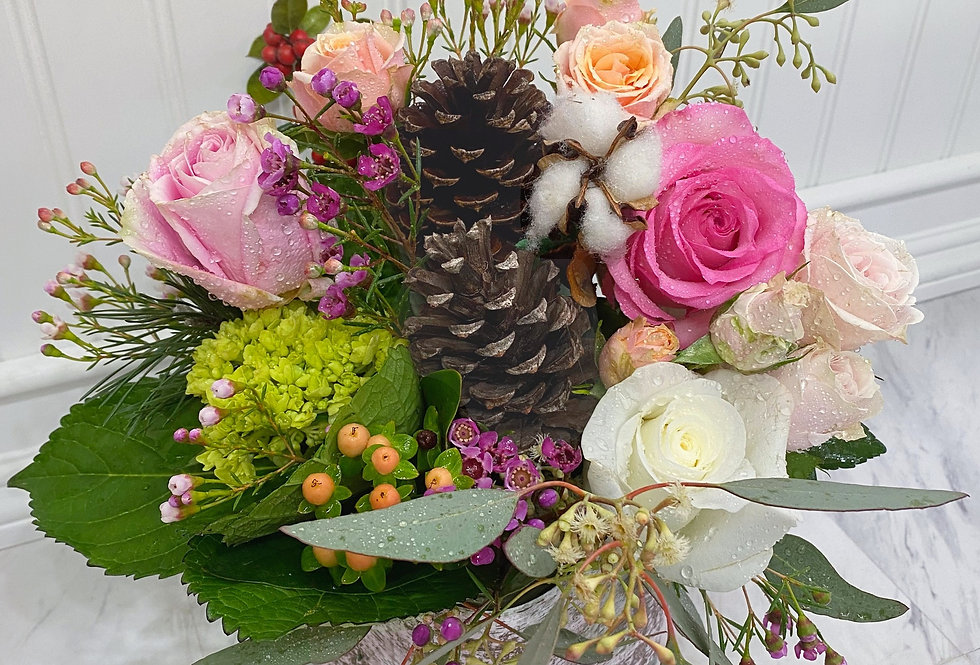 Sugar & Pines Bouquet