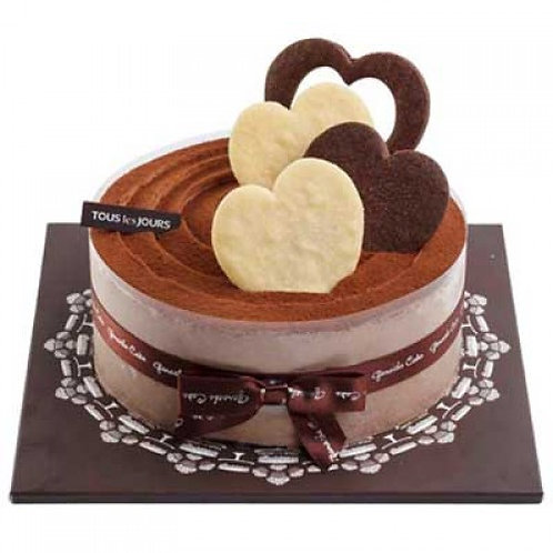 Chocolate Cake from Tour Les Jours (Add-on)
