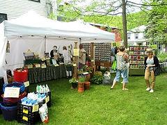Garden Festival Vendor