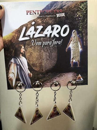Porta Chaves Lázaro vem para fora