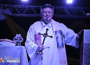 Missa de cura e libertação Santuário Nossa Senhora da Abadia