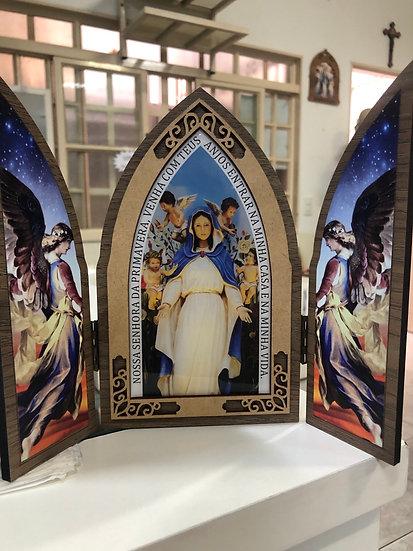 Capela Nossa Senhora da Primavera 20cm