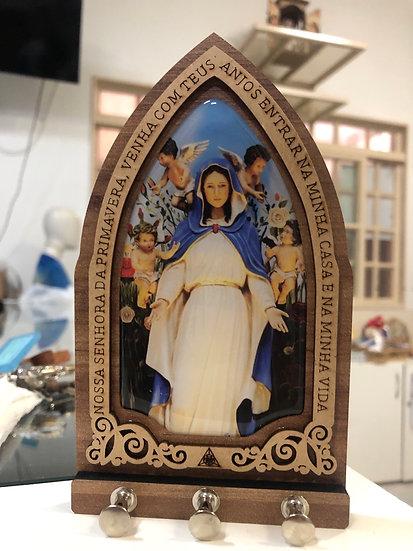 Porta Chave Nossa Senhora da Primavera