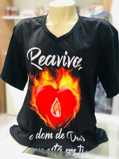 Camiseta Reavivai