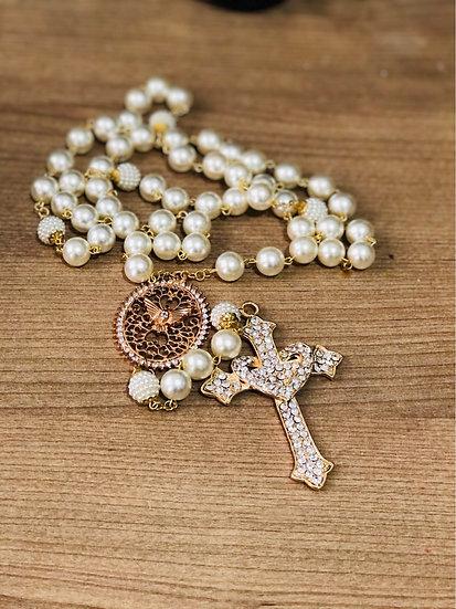Terço de Noiva Divino Espírito Santo