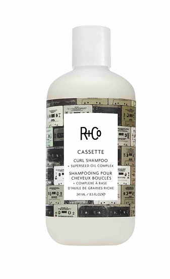 Cassette Curl Shampoo + Superseed Complex