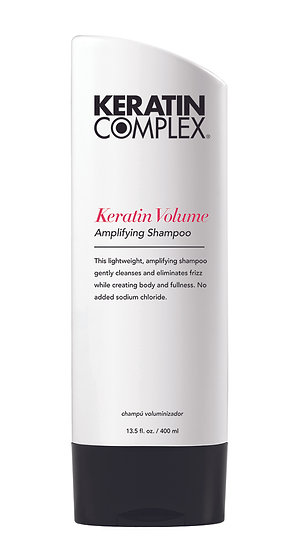 Keratin Volume Amplifying Shampoo