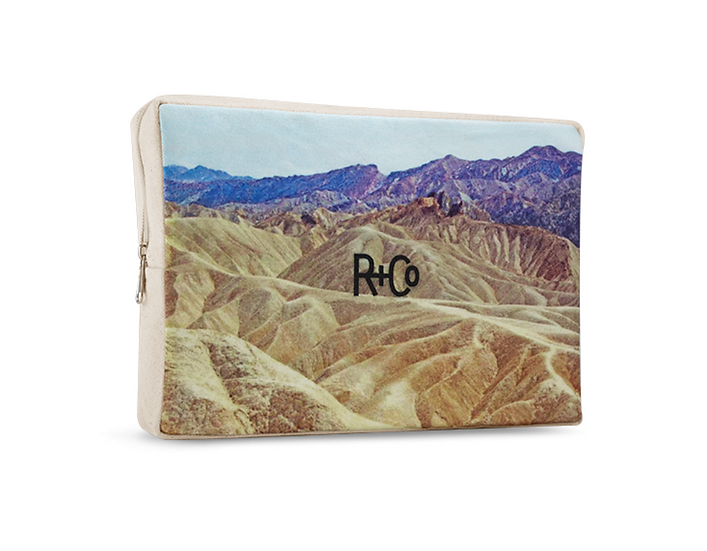Death Valley Canvas Bag