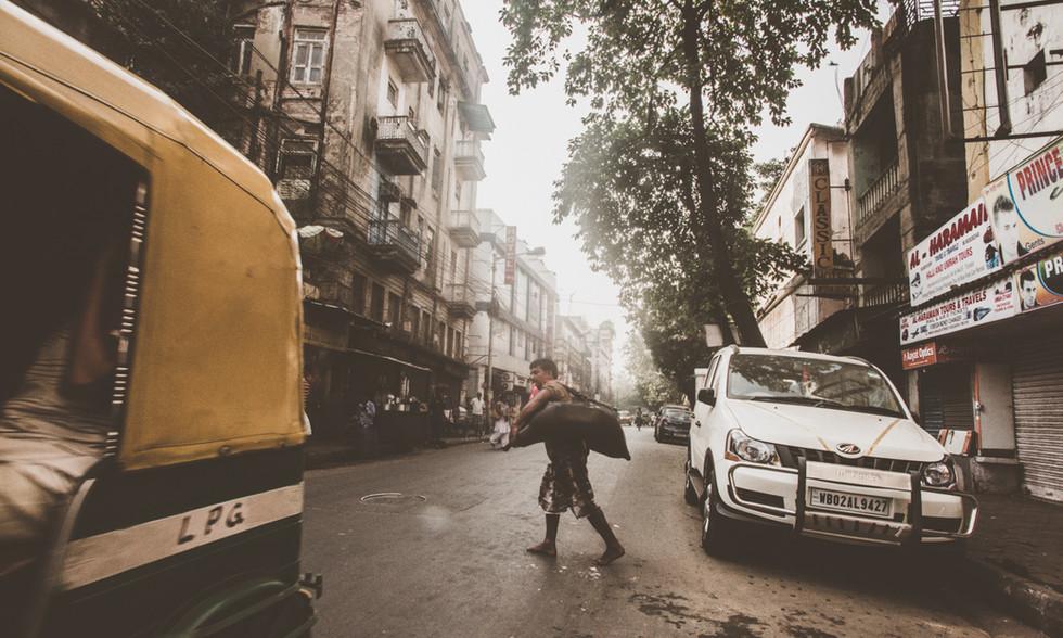 Walk like a Calcuttan
