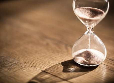 TIME IS KEY - HOW TO MAXIMIZE YOUR TIME