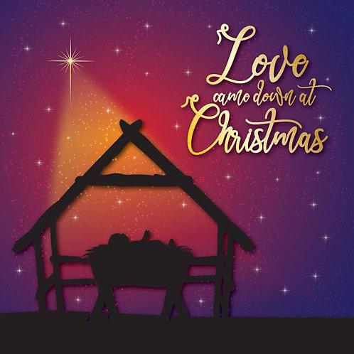 Nativity Luxury Christian Christmas Cards