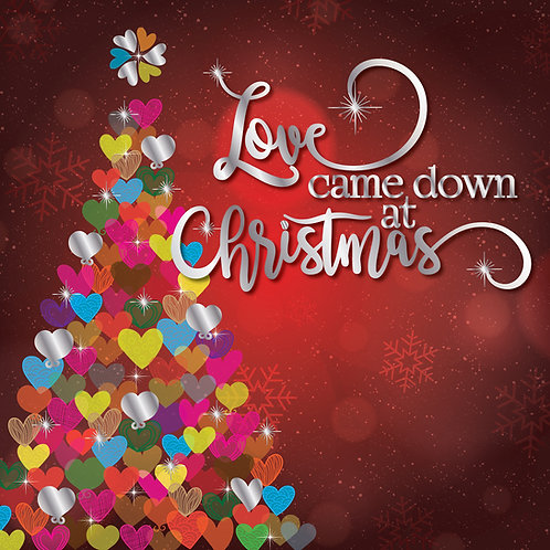 Love Came Down Luxury Christian Christmas Cards