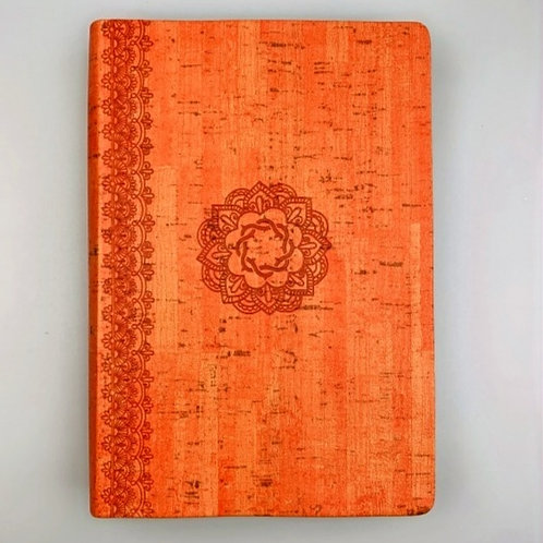 NKJV Essential Teen Study Bible with 146 Connection Devotions in Orange Cork