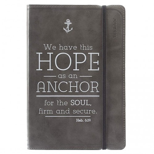 We Have This Hope Flexcover Christian Journal