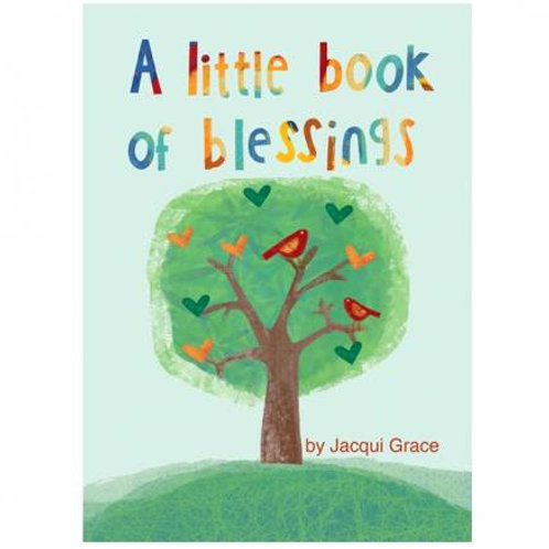 A Little Book Of Blessings Booklet For Adults