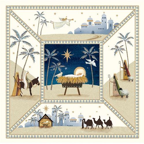 Tearfund Christmas Story Christian Charity Christmas Cards