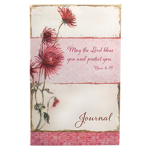 May The Lord Bless You Christian Journal