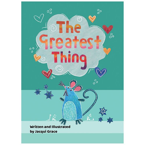 The Greatest Thing (Jesus Love For Us) Booklet for Children