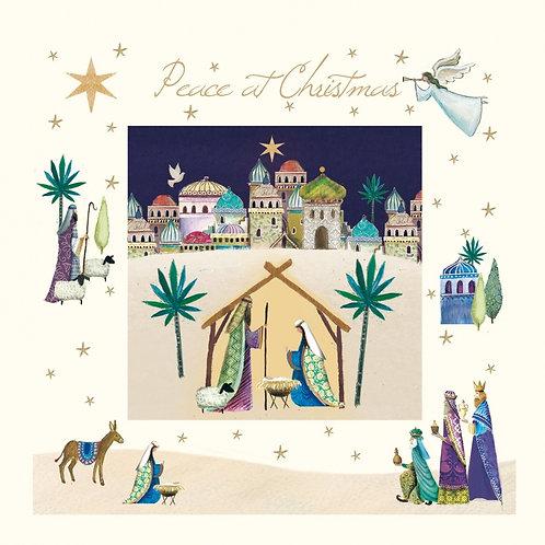 Tearfund Window to Bethlehem Christian Charity Christmas Cards