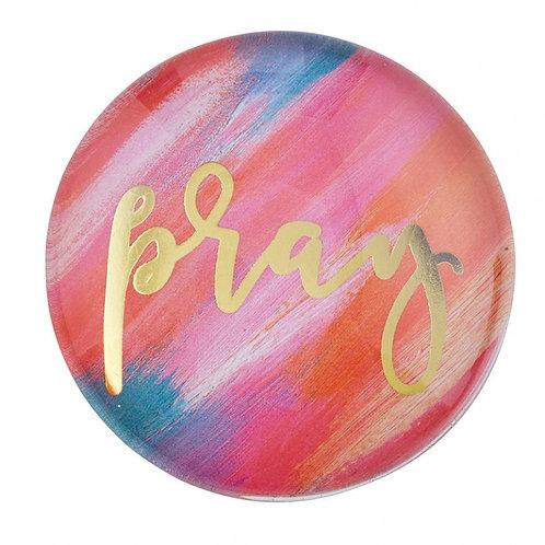 Pray Christian Fridge Magnet